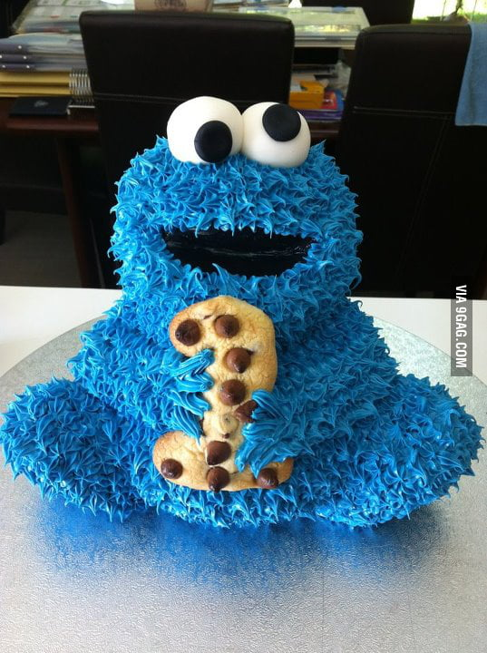 Awesome cake is awesome!