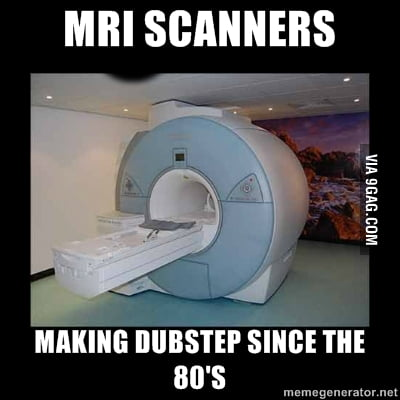MRI dubstep