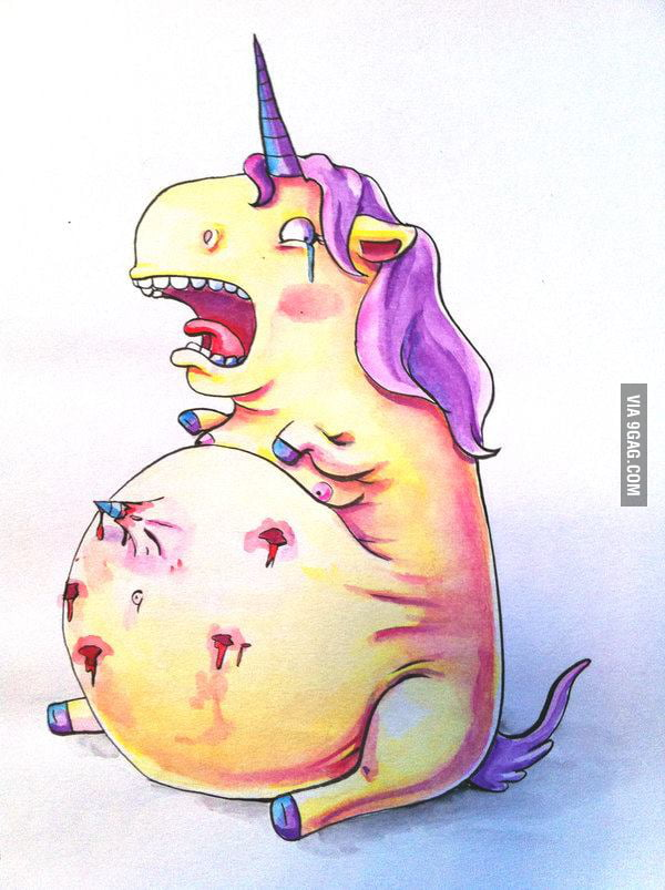 Resultado de imagem para unicorn pregnancy