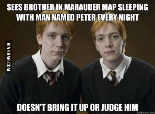 Good Guys Fred and George