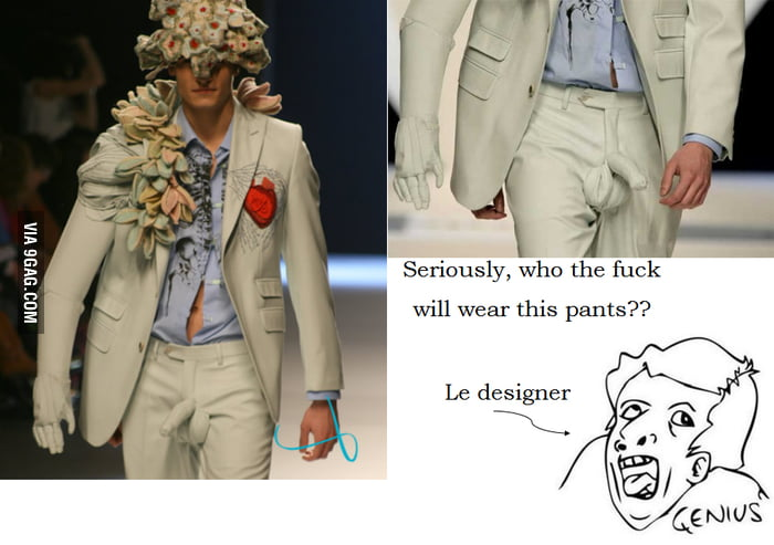 Designer, yu so weird???