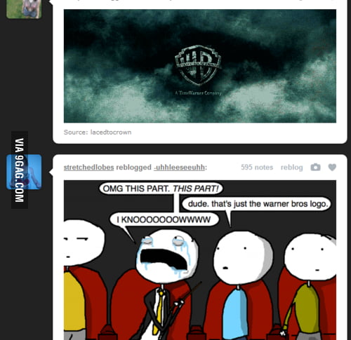 A real hp fan were like this at the final movie.