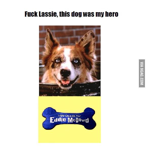 Does anybody remember Eddie?