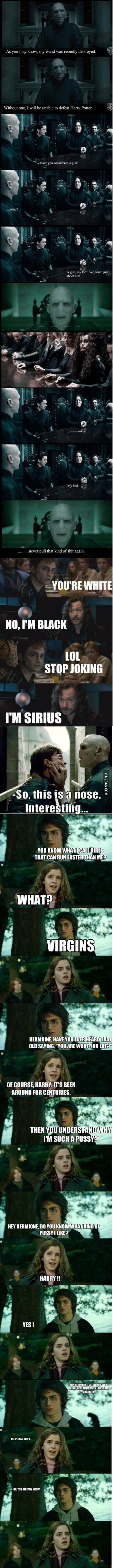 Some Harry Potter Jokes...