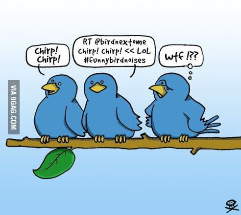 Chirp! Chirp!