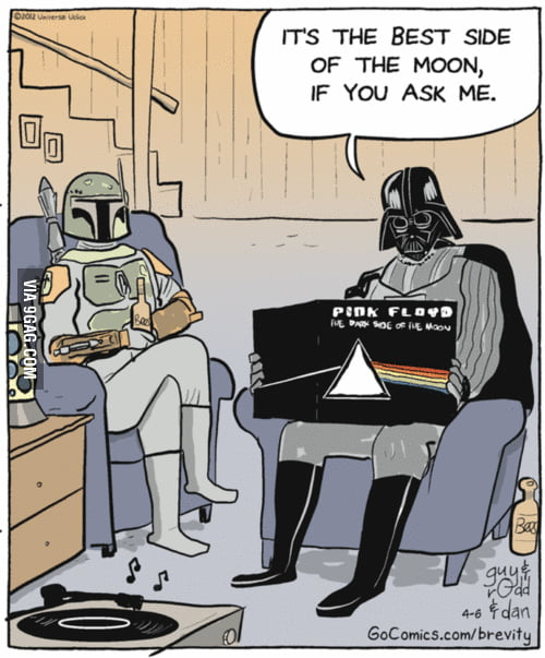 Awesome vader.