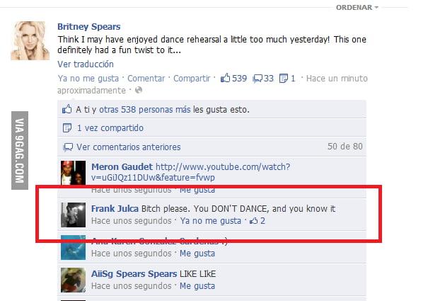 Facebook strikes again!