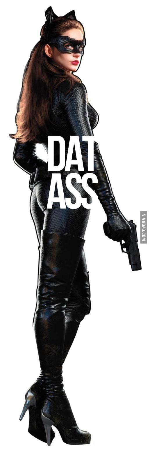 Catwoman DAT ASS