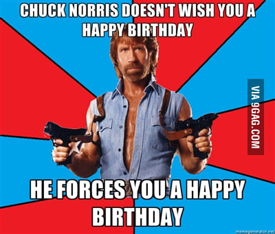 Happy Chuck Is Happy