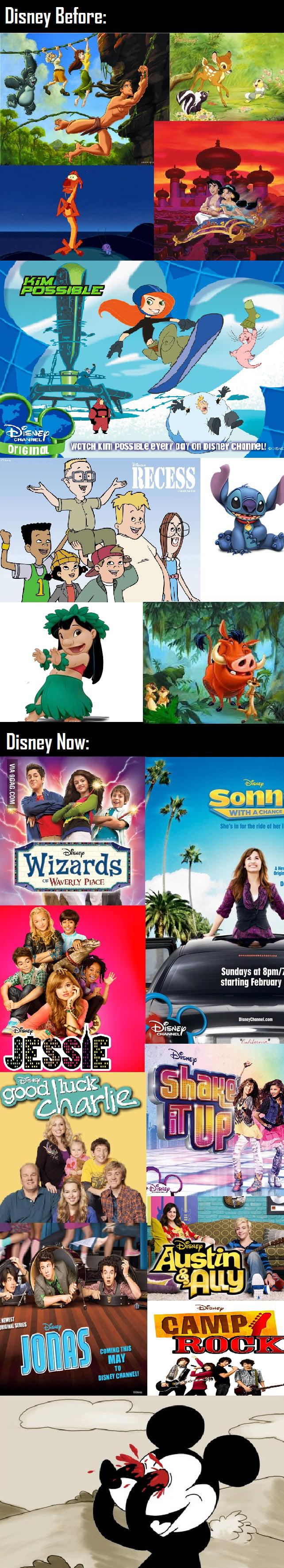 Oh Disney, Why?