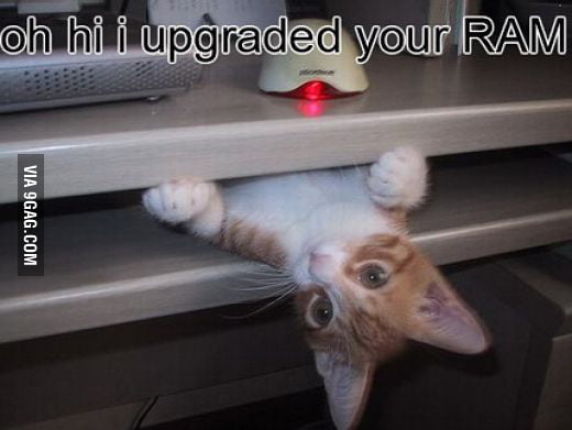Upgrading ram memory