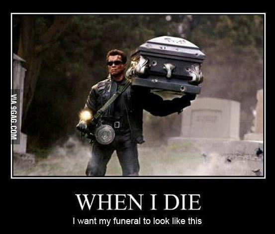 Funeral LIKE A BOSS