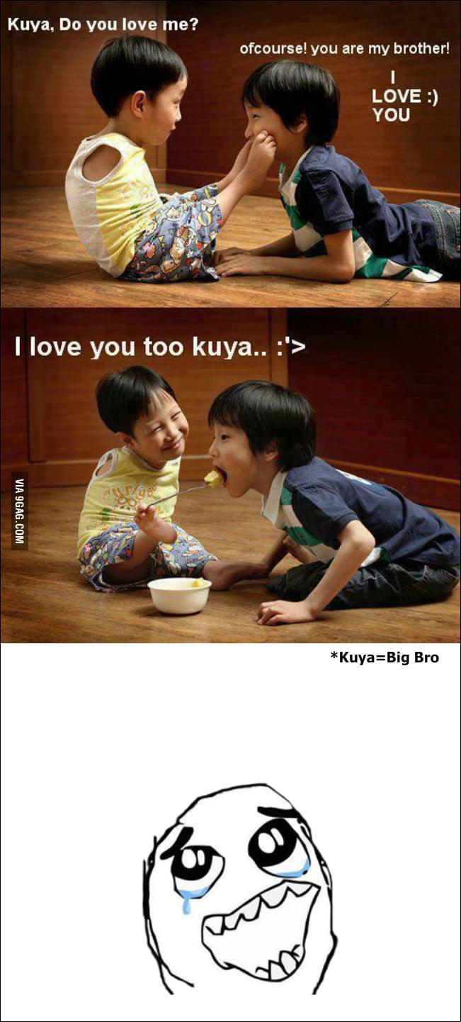Big Brother's Love
