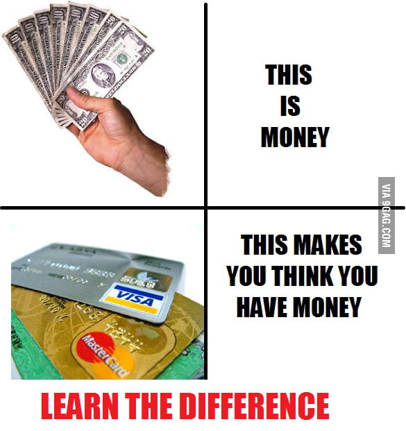 Really... learn the difference