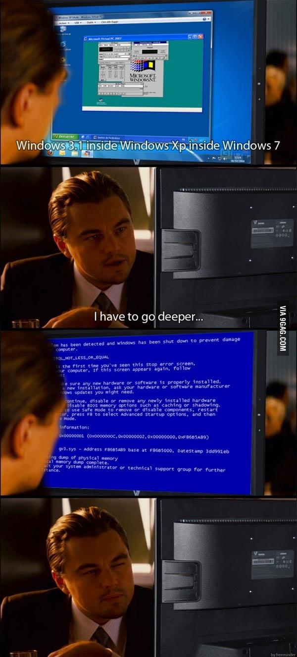 Windowsception