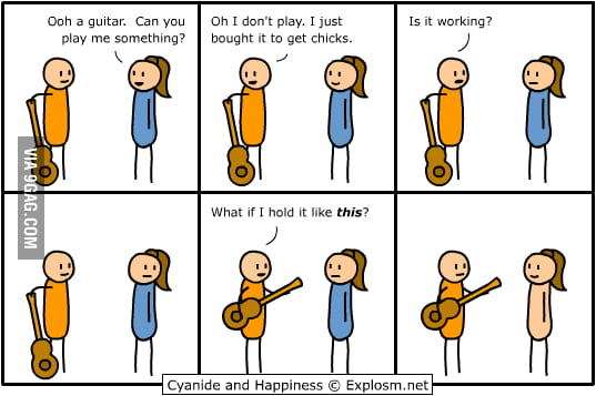 Marry me Guitar Hero!