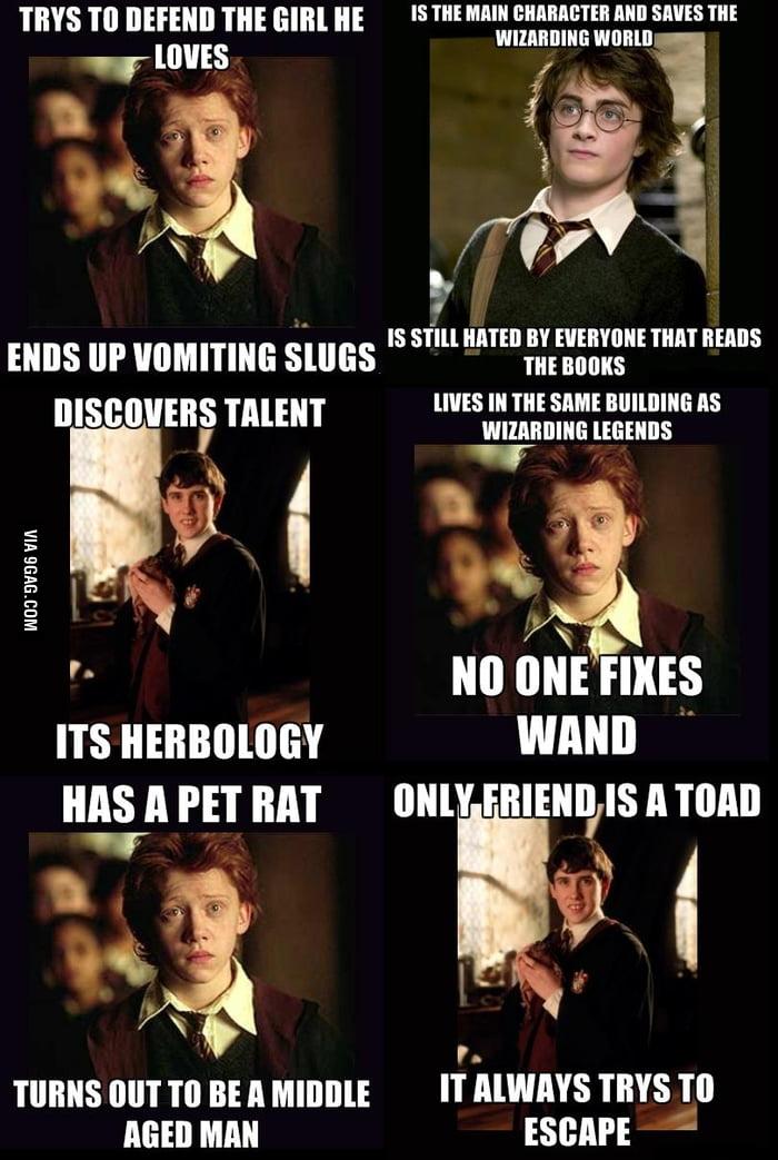 Just some Harry Potter memes... - 9GAG