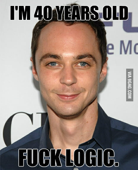 Just, you know, Jim Parsons being immortal