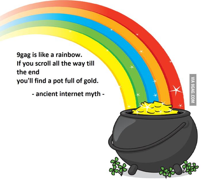Internet myth...