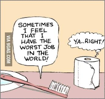 Worst Jobs In The World