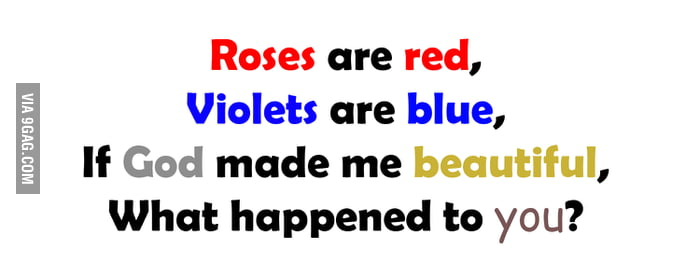 My Kind of Poem