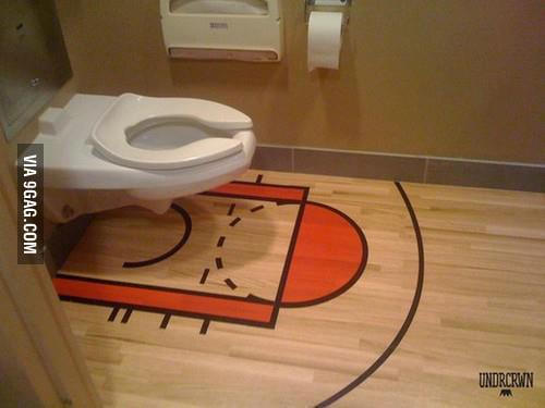 Nice try poop throwing guy!