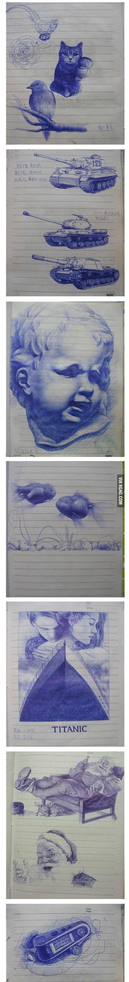 Boredom in Class Level: ASIAN ARTIST