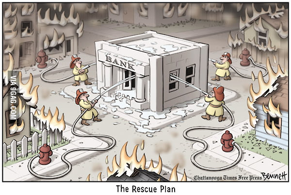 The Rescue Plan