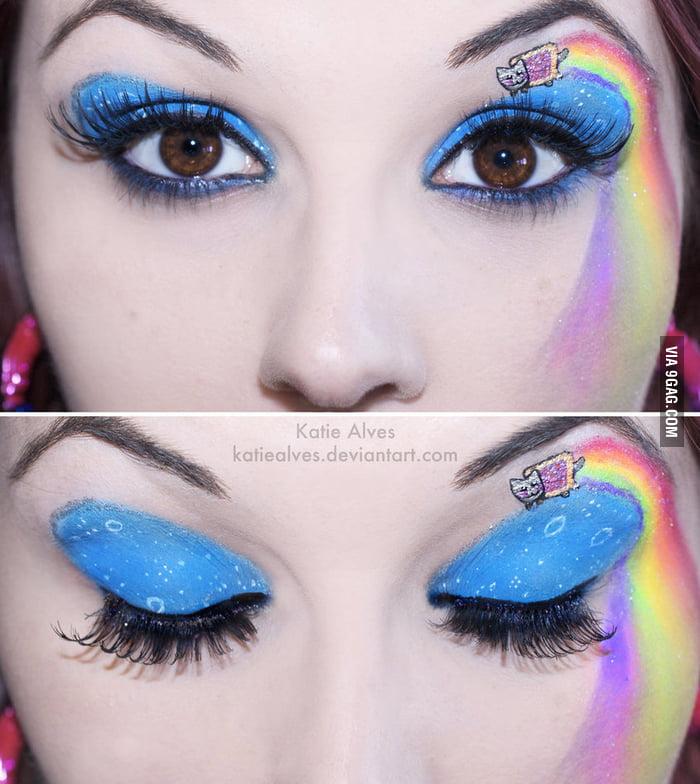 Nyan Cat Eyes