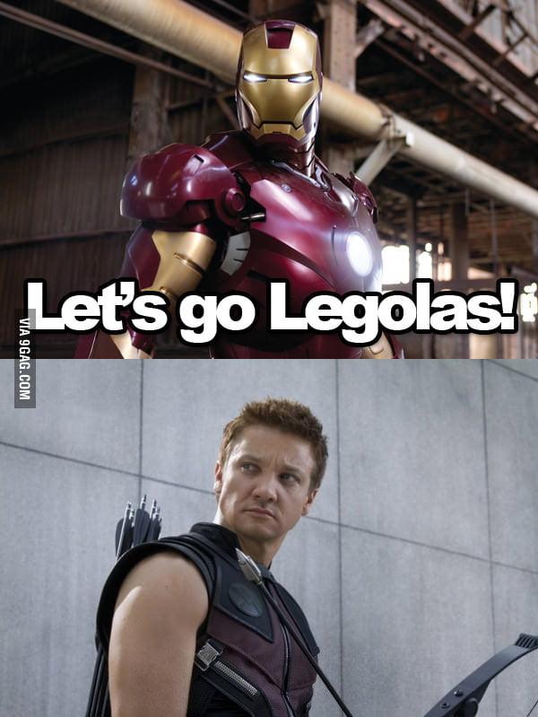 Epic joke, Tony Stark
