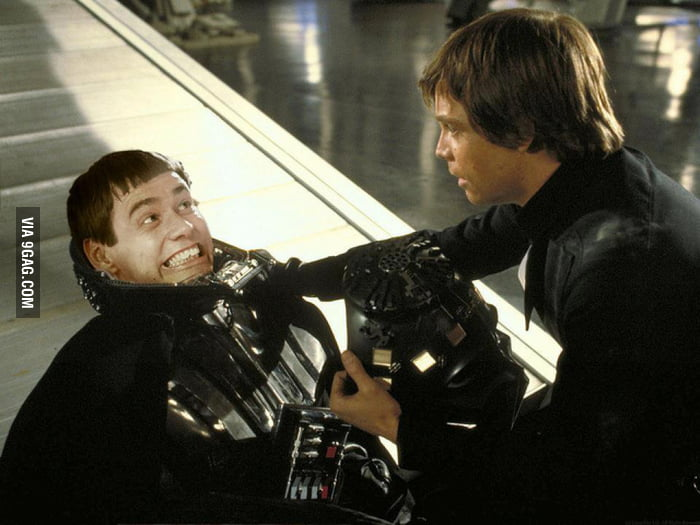 Surprise Luke!