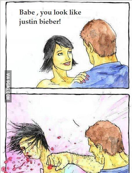 Justin bieber fan!