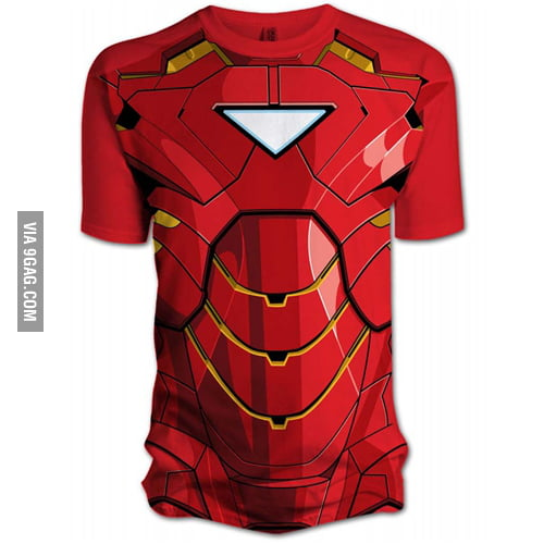 I know you want this Iron Man T-shirt