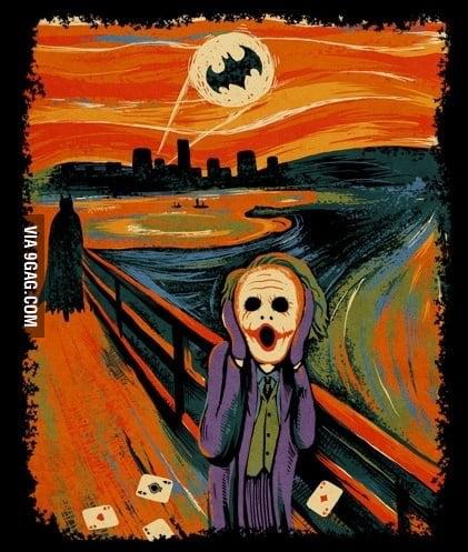 OH NOO BATMAN!