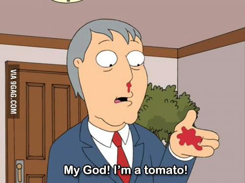 Am I a tomato?