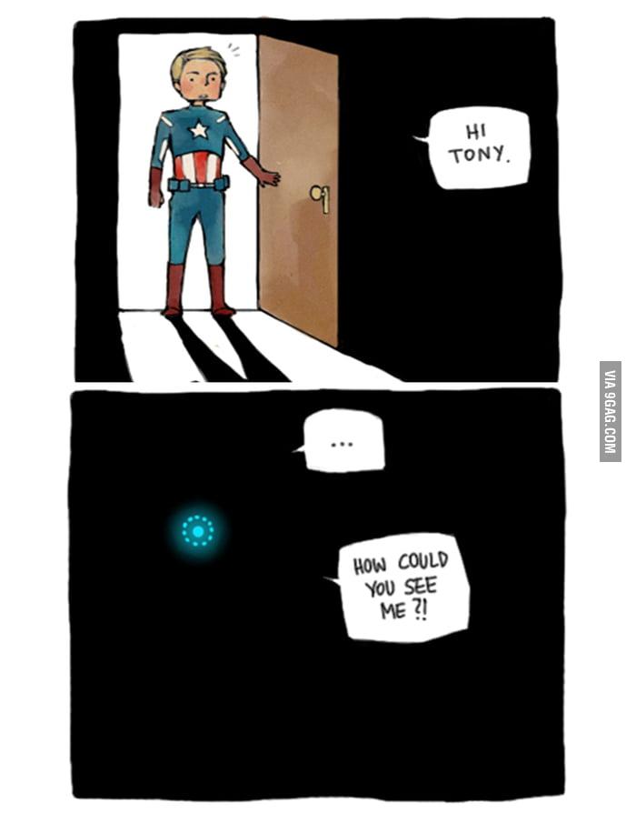 Where are you Tony?