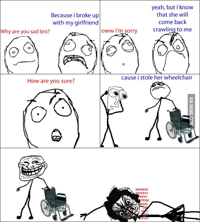 Trollove story