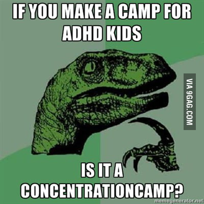 As a ADHD-kid, I wonder as well
