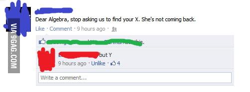 Math Hurts!