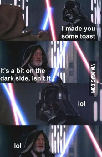 Made you a toast