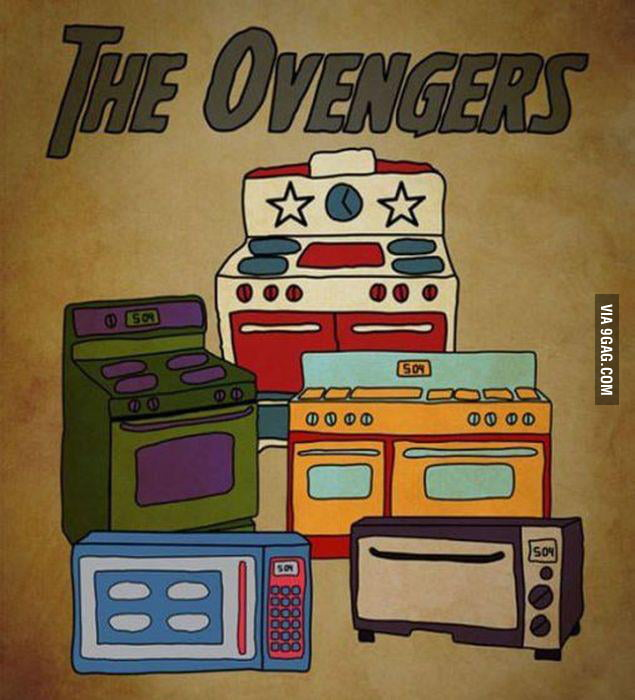 Ovengers