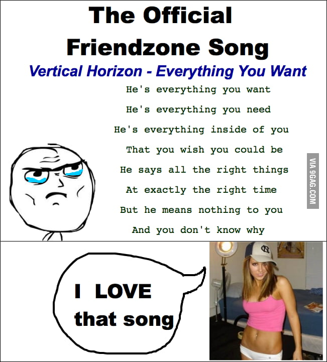 The Official Friendzone Song