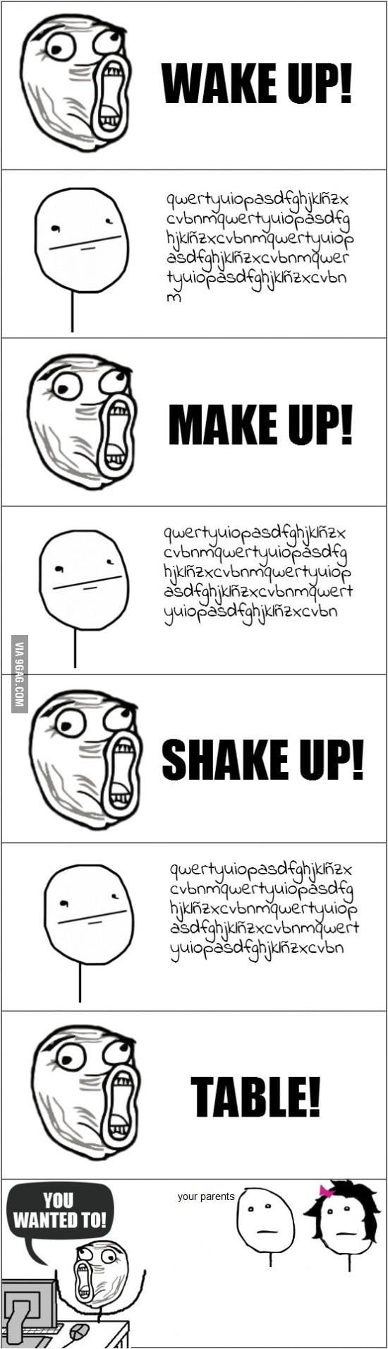 When I try to sing System Of A Down - Chop Suey!