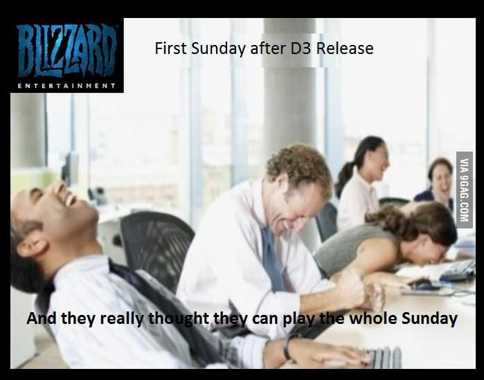 Scumbag Blizzard strikes again