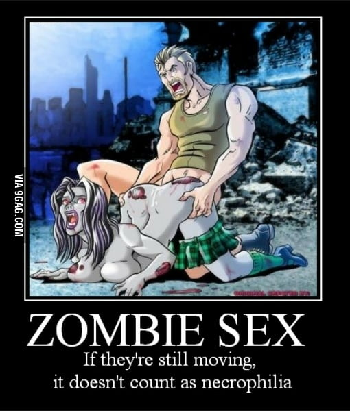 Zombies Sex 12