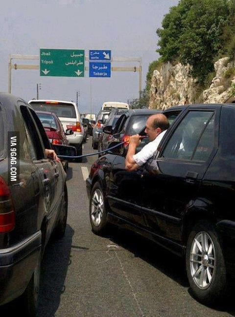 Sharing is every thing-level: lebanon