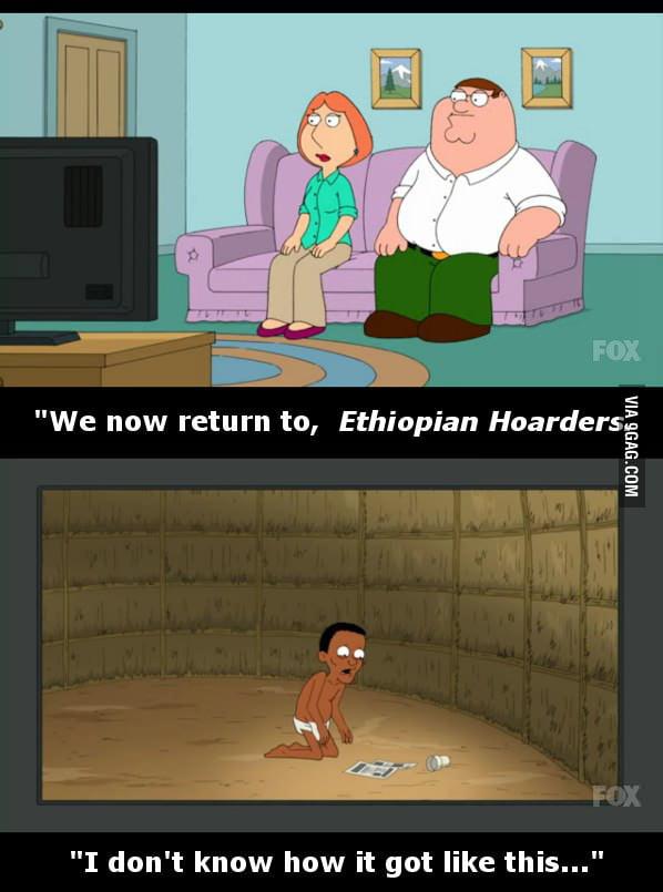 Ethiopian Hoarders