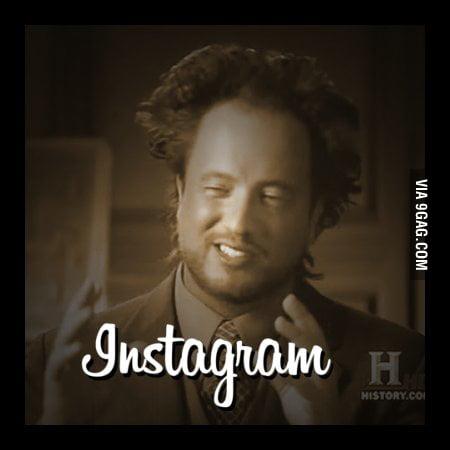 Just Instagram
