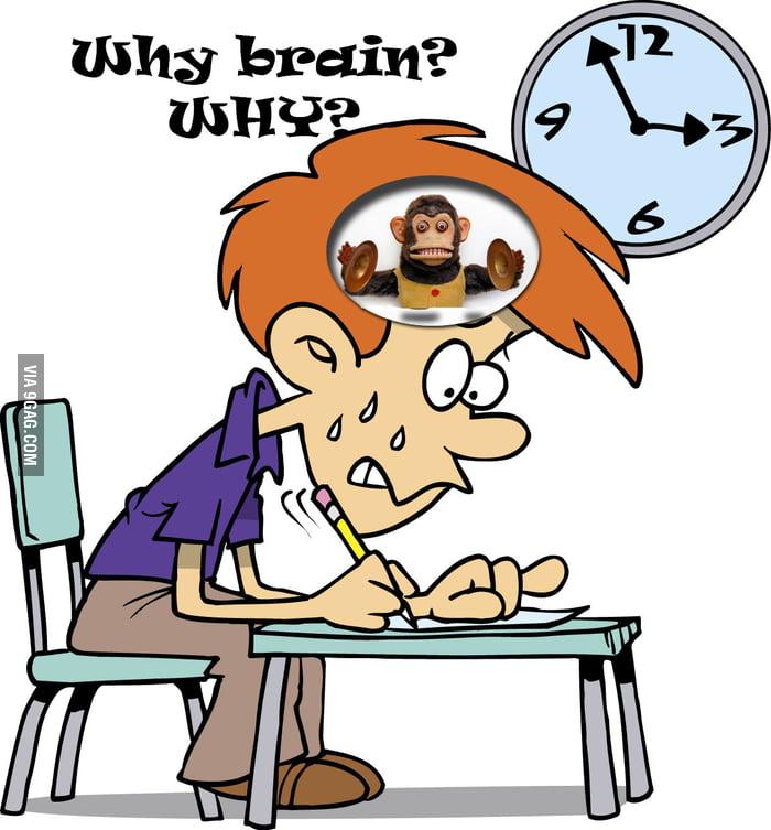 Exam Time!