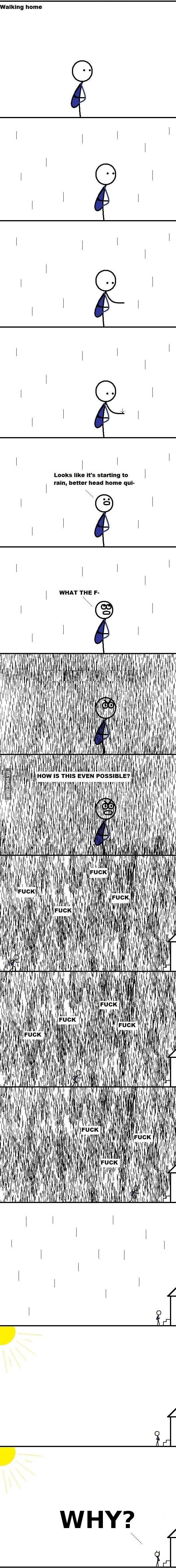 Why Rain?